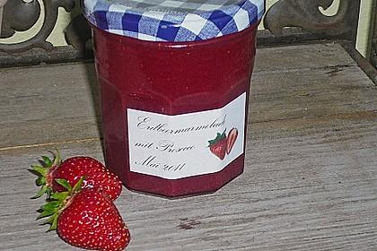 Erdbeer - Sekt - Konfitüre 12