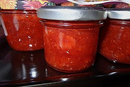 Erdbeer - Sekt - Konfitüre 4
