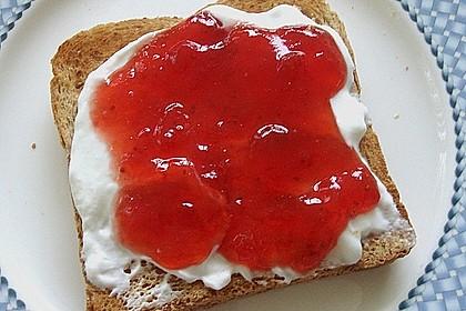 Erdbeer - Sekt - Konfitüre
