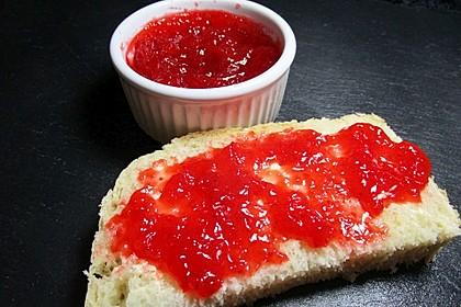 Erdbeer - Sekt - Konfitüre 3