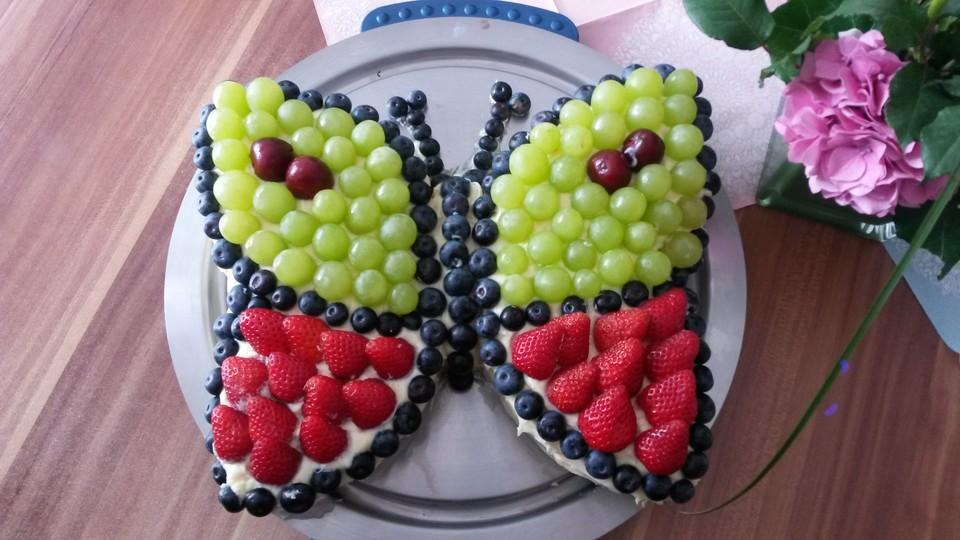 Schmetterlingskuchen Von Leanae Chefkoch De
