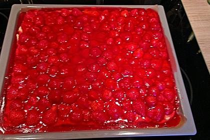 Erdbeer-Kuchen mit Vanillecreme 58