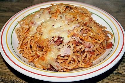 Spaghetti Venezia