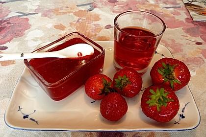 Erdbeer - Campari - Orangen - Marmelade 1