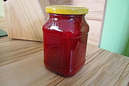 Erdbeer - Campari - Orangen - Marmelade 3