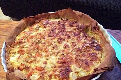 Spargelquiche mit Parmesan 19