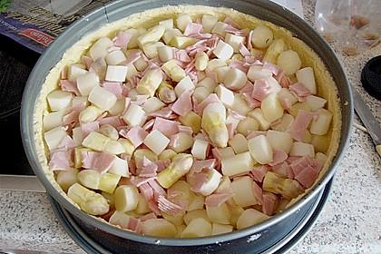 Spargelquiche mit Parmesan 23