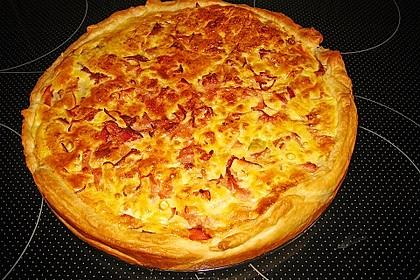 Spargelquiche mit Parmesan 12