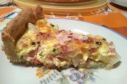 Spargelquiche mit Parmesan 26