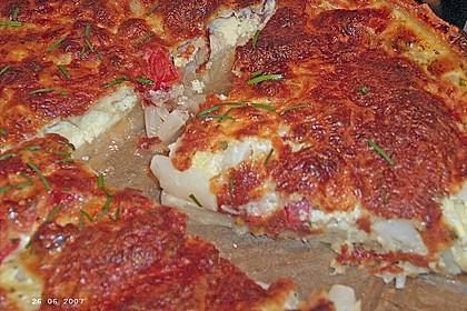 Spargelquiche mit Parmesan 18