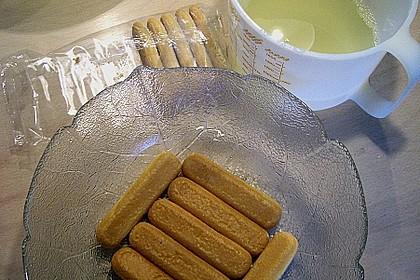 Pfirsich - Mascarpone - Dessert 7