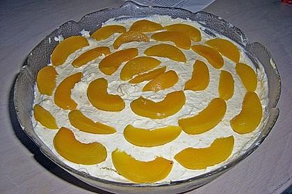 Pfirsich - Mascarpone - Dessert 8