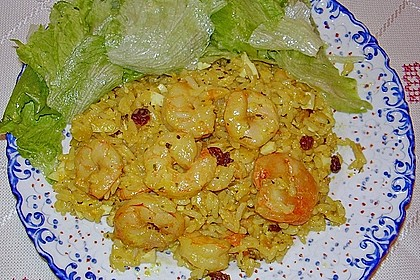 Krabben - Reis