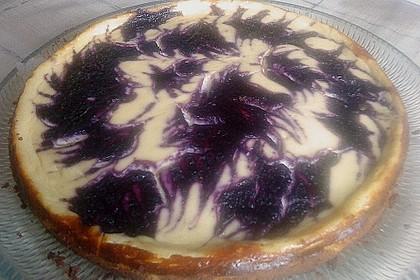 Beeren - Cheesecake 1