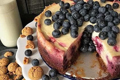 Beeren - Cheesecake