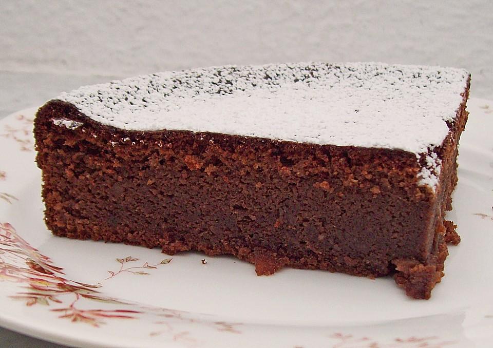 d nischer schokoladenkuchen rezept mit bild von elfenm dchen. Black Bedroom Furniture Sets. Home Design Ideas