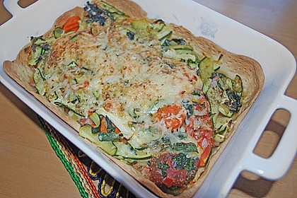 Gemüse - Quiche 31