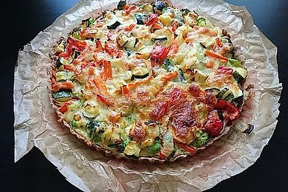 Gemüse - Quiche 21