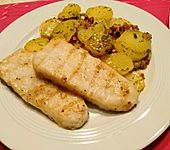 Warmer Kartoffelsalat mit Speck