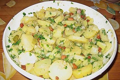 Warmer Kartoffelsalat mit Speck 16