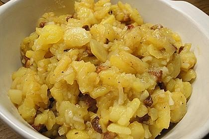 Warmer Kartoffelsalat mit Speck 3