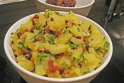 Warmer Kartoffelsalat mit Speck 18