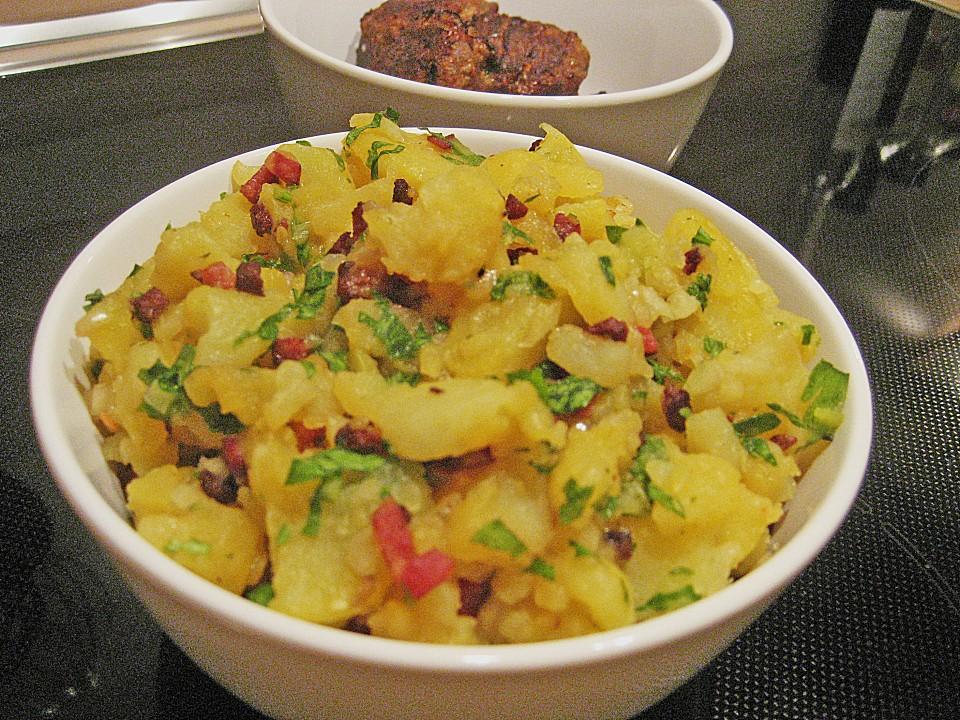 Bayrischer Speckkartoffelsalat