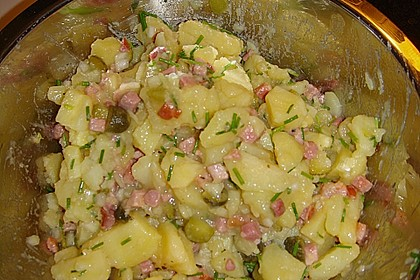 Warmer Kartoffelsalat mit Speck 21