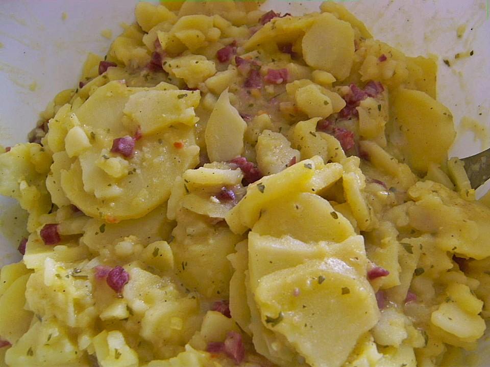 Kartoffelsalat Bayerischer
