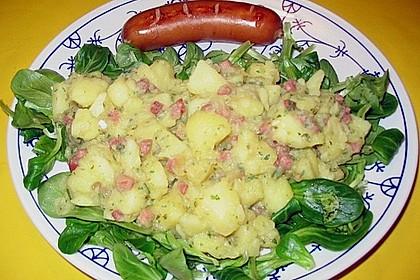 Warmer Kartoffelsalat mit Speck 12