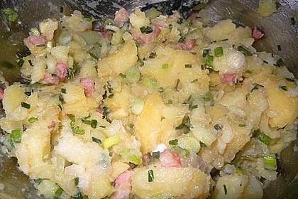 Warmer Kartoffelsalat mit Speck 39