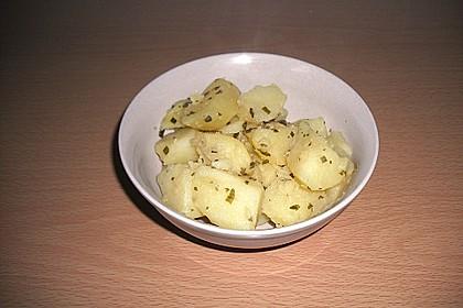 Warmer Kartoffelsalat mit Speck 43