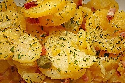 Warmer Kartoffelsalat mit Speck 13