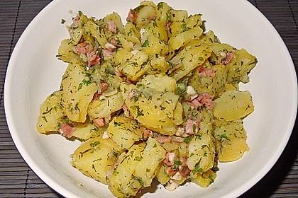 Warmer Kartoffelsalat mit Speck 1