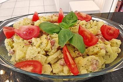 Warmer Kartoffelsalat mit Speck 15