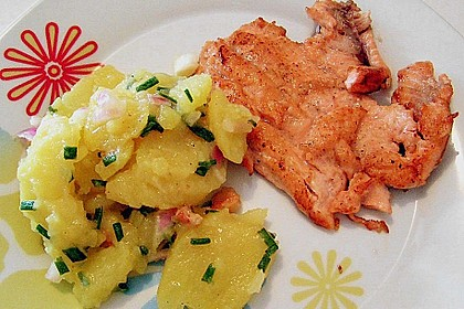 Warmer Kartoffelsalat mit Speck 14