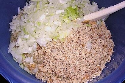 Grünkern - Frikadellen mit Joghurtsauce 23