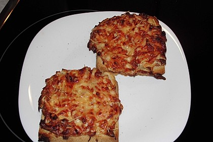 Flammkuchen - Toast 36