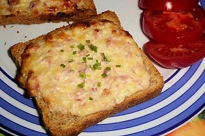 Flammkuchen - Toast 18