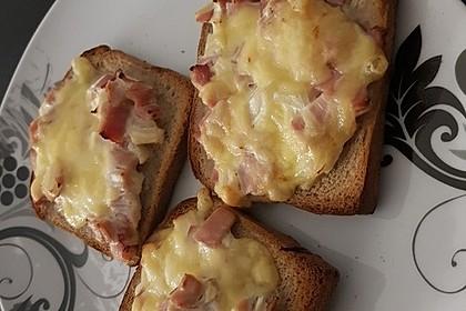 Flammkuchen - Toast 6