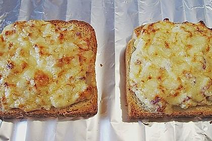 Flammkuchen - Toast 33