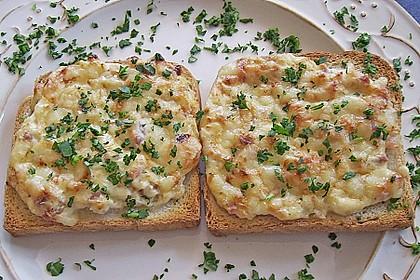 Flammkuchen - Toast 25