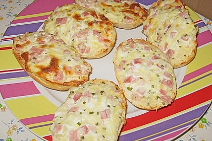 Flammkuchen - Toast 30