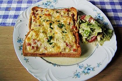 Flammkuchen - Toast 46