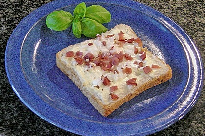 Flammkuchen - Toast 48