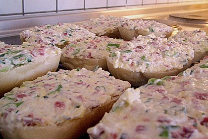 Flammkuchen - Toast 22