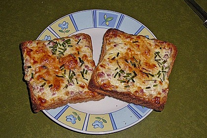 Flammkuchen - Toast 7