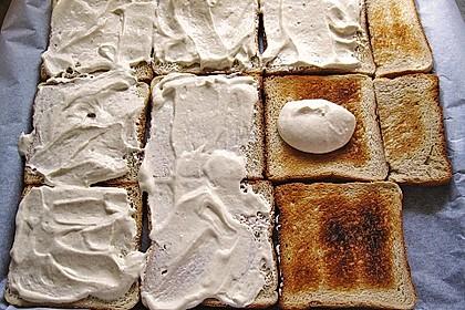 Flammkuchen - Toast 32