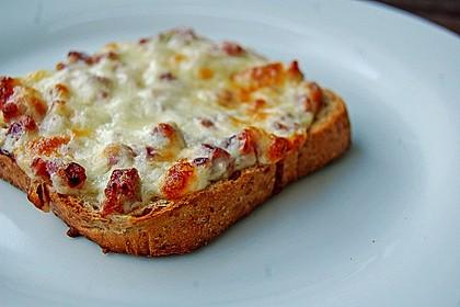 Flammkuchen - Toast 3