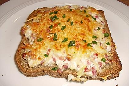 Flammkuchen - Toast 8